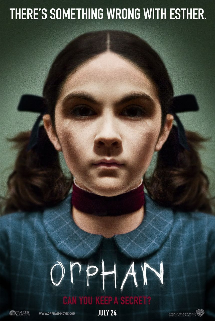 Image result for orphan poster