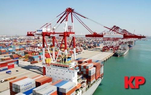 한국 수출입, 8개월만에 모두 증가