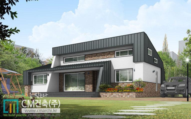 대한민국 최고 27평 전원주택 설계입니다.