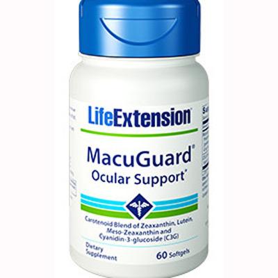매큐가드 눈건강 MacuGuard Ocular Support