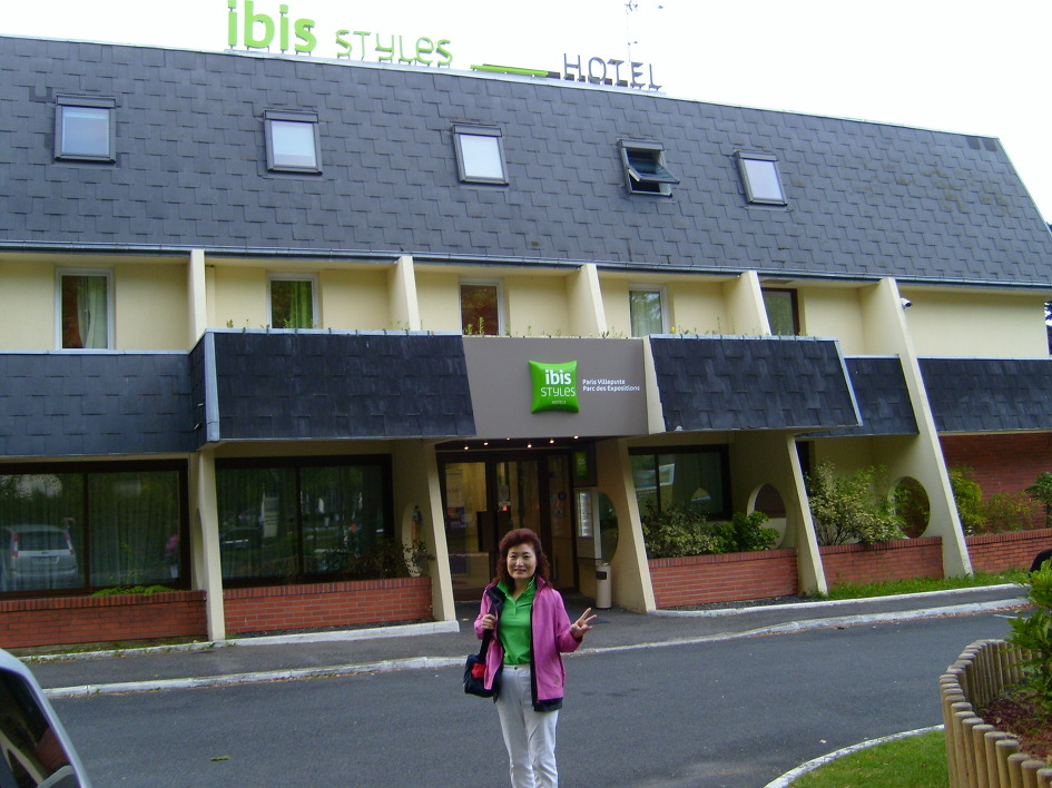 2012 6 4 for Hotel ibis style villepinte
