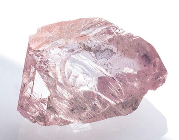 주얼리 사랑스러운 컬러 핑크 핑크다이아몬드 원석의 가격은