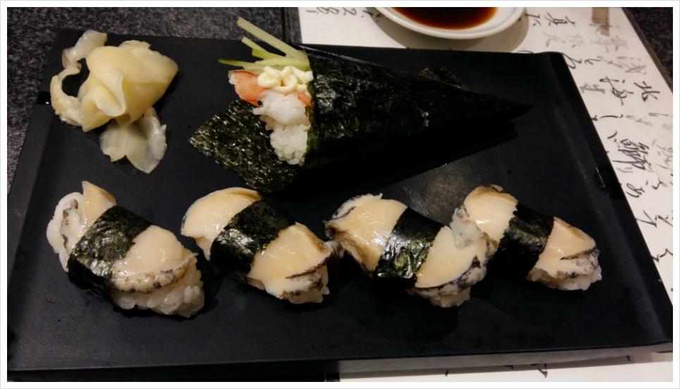 [2017 오사카] 기다리지 않고 맛있는 스시를 먹을 수 있는 스시잔마이