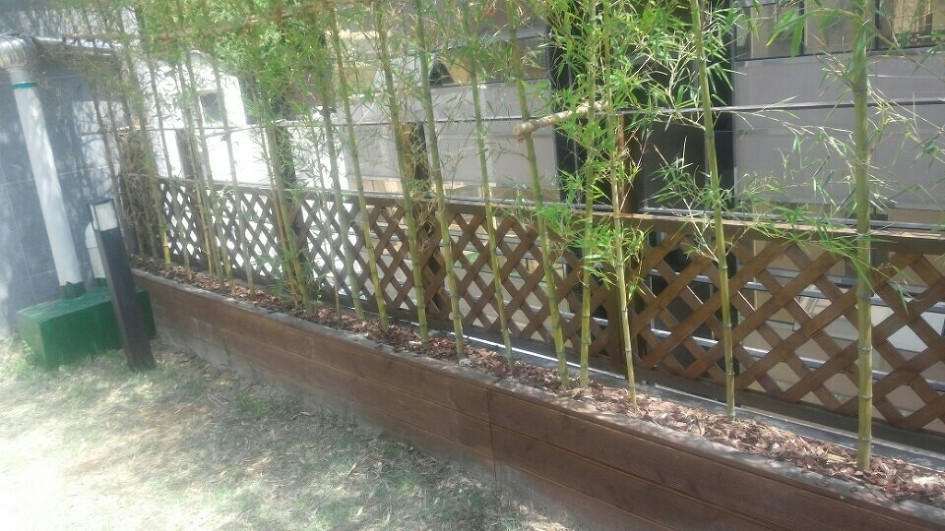 더숲의 정원이야기 :: '정원시설물/담장,휀스,울타리' 카테고리의 ...