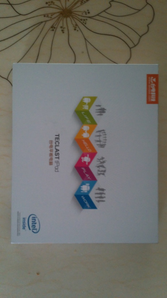 TeClast의 Tpad X80H를 샀다.