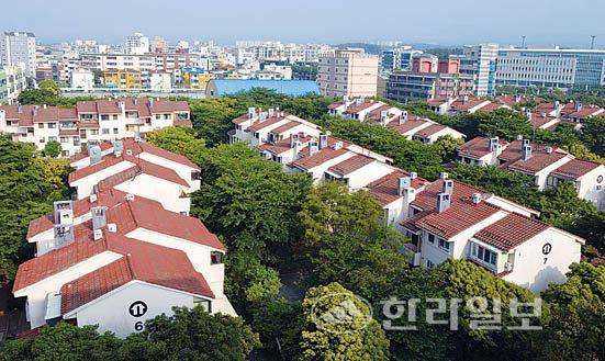 제주지역 공동주택 재건축 붐?