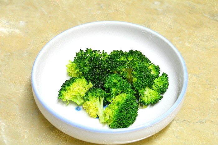 브로콜리줄기 장아찌&브로콜리 손질법 (무수분)