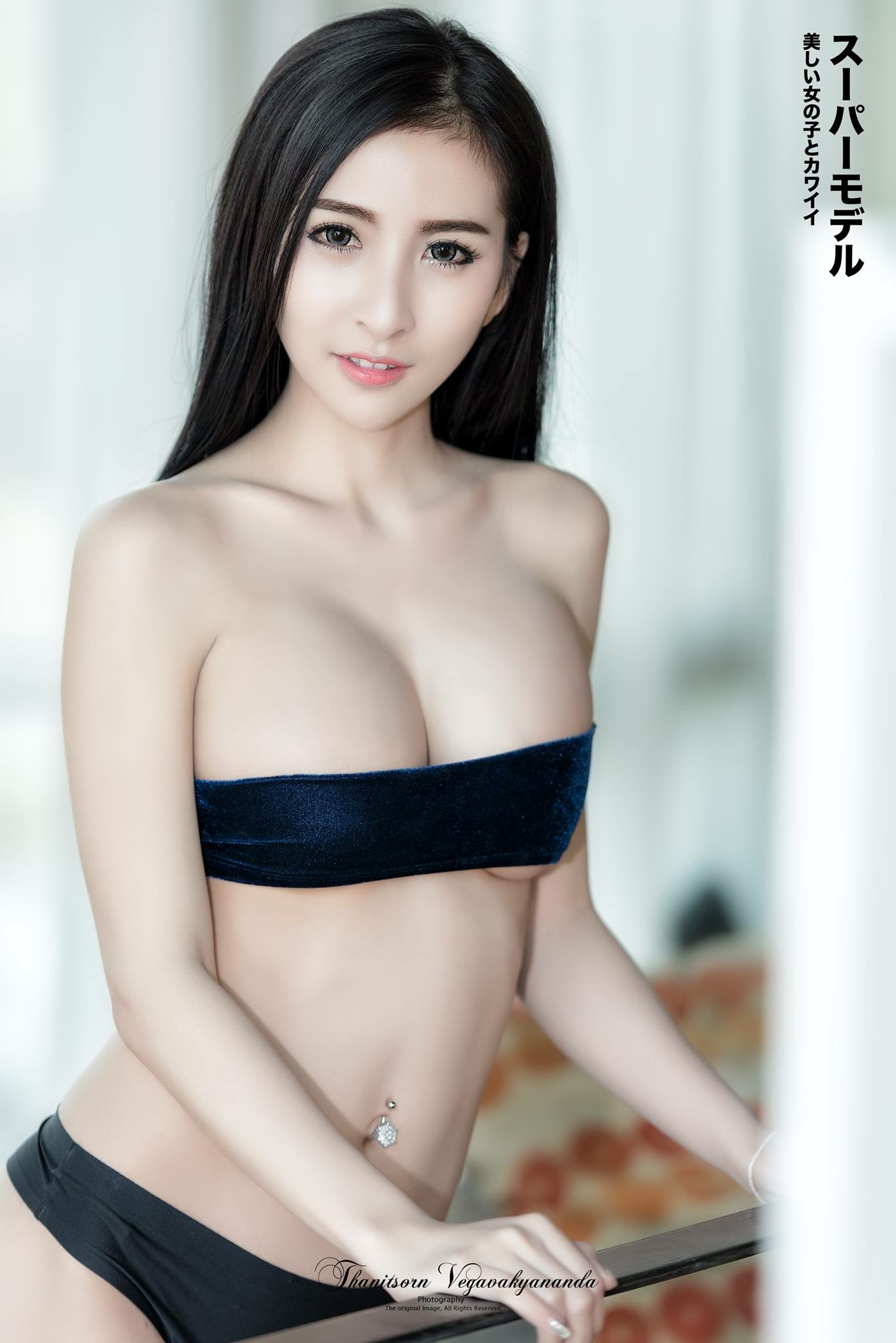 hot attractive Asian girl