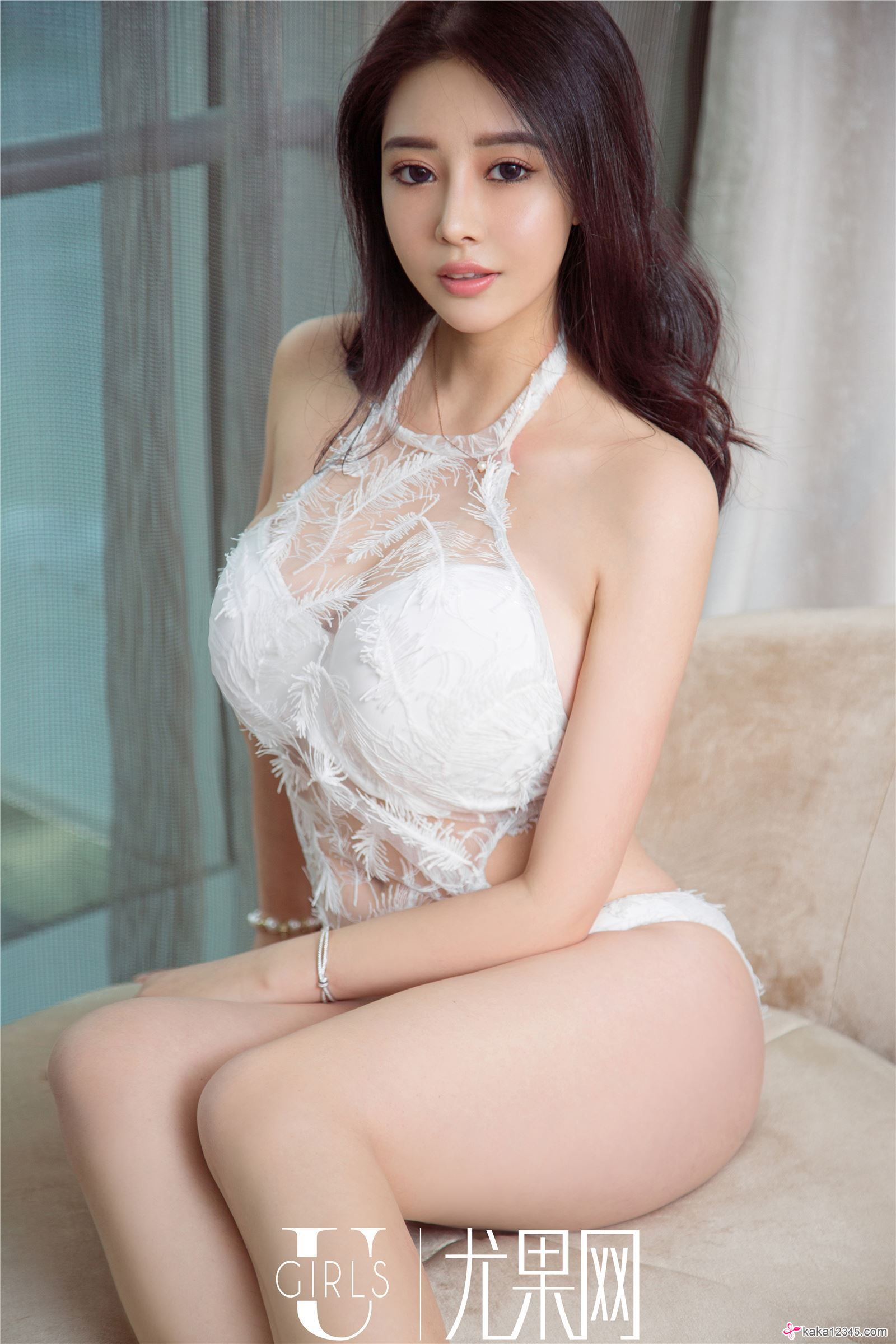 hot provocative Chinese glamour